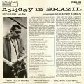 Liner notes for Bud Shank's Holiday in Brazil, by Mimi Clar, 1959