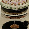 Let It Bleed, by The Rolling Stones (CD, front cover).