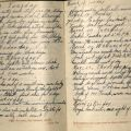Diary entry, March 13, 1945