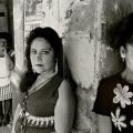 Sexoservidoras (prostitutes), wait for clients, La Merced