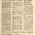 Manzanar Free Press, July 11, 1942
