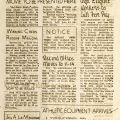 Manzanar Free Press, July 11, 1942