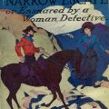 Jesse James' Narrow Escape or Ensnared by a Woman Detective. PS3545.A718 J455 1909