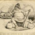 """The Irish Ogre Feasting on the 'Finest Pisantry'"""