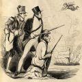 """Trying to Bag the Irish Wild Goose"""
