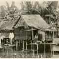 Filipino stilt house
