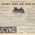 The Foyer, Grand Opening Issue, November 27, 1893. [PN2000 .B9]