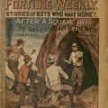 Fame and Fortune Weekly : Stories of Boys Who Make Money [PS509 .A3 F35]
