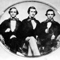 Sepulveda Brothers and Antonio Yorba, 1850. San Fernando Valley History Digital Library.