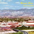 Warner Brothers Studios, Burbank, postcard