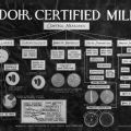 Control measures, under the supervision of the Los Angeles County Medical Milk Commission, taken to protect milk from contamination, 1936