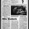 Daily Sundial, Volume 1, Number 1, February 1, 1957