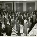 At the Twentieth Anniversary Celebration the Association's members reciting 'The Pledge of Allegiance.' November 7, 1969