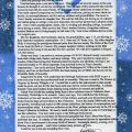 Seasonal Bullough newsletter written by Vern's domestic partner Gwen Brewer shortly after his death, December 2007
