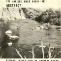Water Quality Control Plan Los Angeles River Basin (4B) Abstract cover. Susan B. Nelson Collection