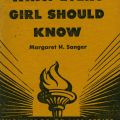 What Every Girl Should Know, 1916