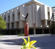 Library at CSU Los Angeles