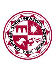 California State University, Northridge Official Seal