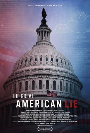 The Great American Lie Poster