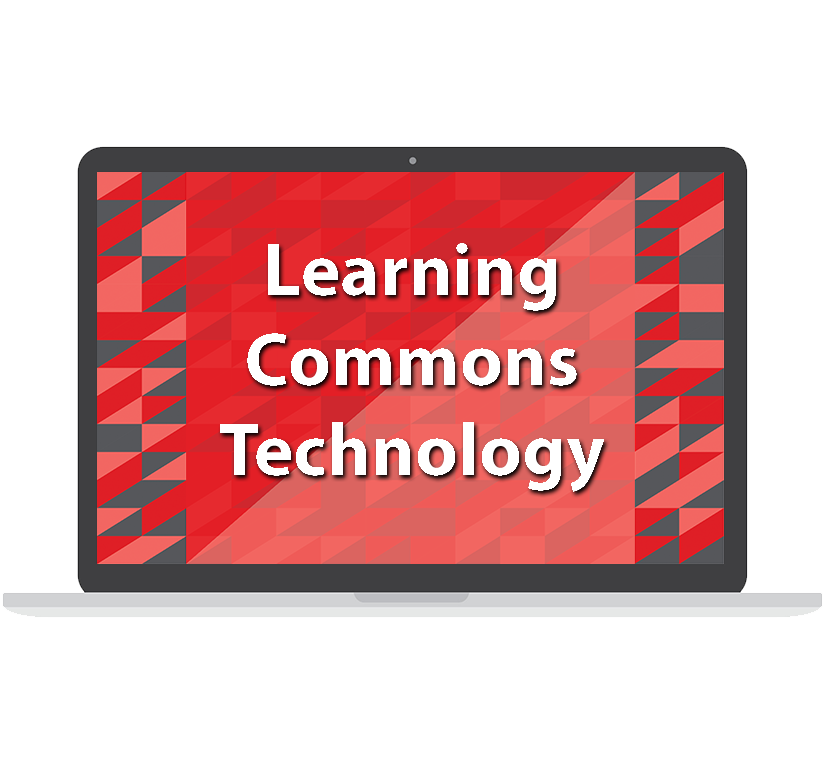 Learning Commons Technology Banner