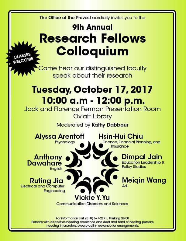 Research Fellows Flier Thumbnail