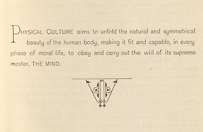 physical culture definition