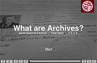 What are Archives? screenshot