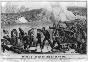 Battle of Corinth, Mississippi