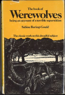 Cover, The Book of Werewolves