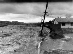 Pacoima flood, 1978