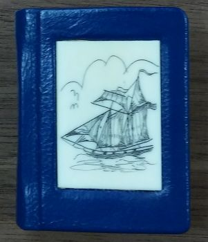 Cover, Journal Aboard the Bark Ocean Bird On a Whaling Voyage to Scammon's Lagoon