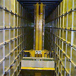 Automated Storage and Retrieval System at the University Library