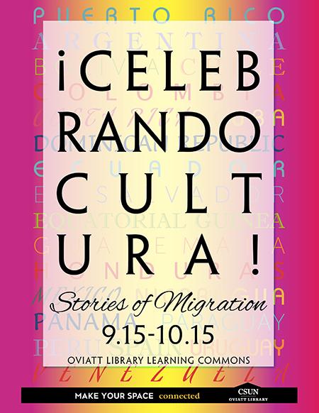 celebrando cultura: stories of migration