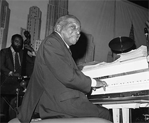 Count Basie at Piano