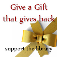 Give the Gift that Gives Back - Donate to the Library