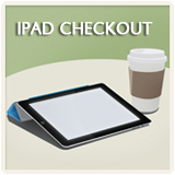 Coffee and a Tablet - iPad Checkout