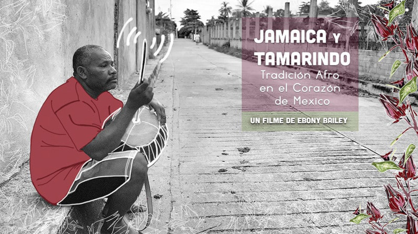 poster for Jamaica and Tamarindo: Afro-Tradition in the Heart of Mexico