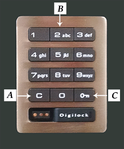 Digitlock diagram