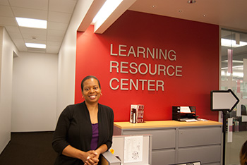 Rashawn Green - Director of the Learning Resource Center