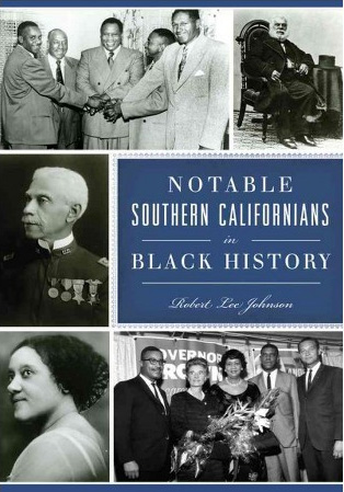 book cover for notable southern californians in black history