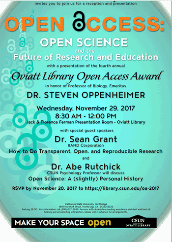 Open Science: The Future of Research and Education