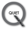 Quiet Level Icon