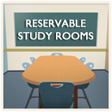 Reservable Study Rooms