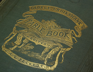 Image of Table Book from Special Collections