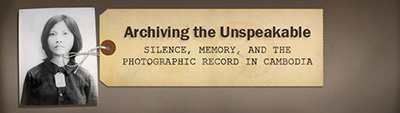 Archiving the Unspeakable Event Banner