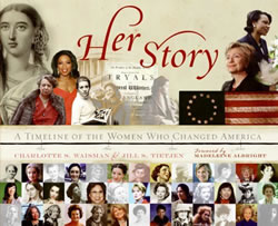 Image of the book Her Story: A Timeline of the Women Who Changed America
